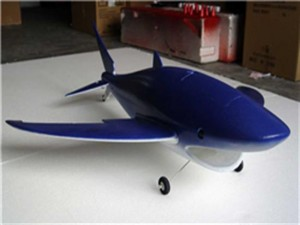 (PNP) R/C Flying Shark 4 Ch Ducted Fan Jet