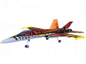 PNP  Tigermeet & Maple Leaf Graphics Available F/A18E Super Hornet V2 Electric Ducted Fan RC Fighter Jet  New Version w/ EPO Durability + Super High Speed 95mph+!