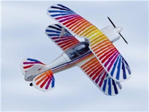 Christian Eagle 4 ch Bi-Plane Art-Tech PNP