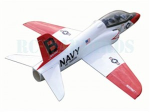 Red Arrow / T-45 Goshawk carbon fiber ARF W/ Fan & Motor 70 mm V2