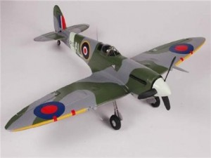 800mm Spitfire FMS3X Stabilization (Flying Managment System 3 Axis) RTF