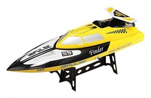 Tiger Shark R/C High Speed Racing Boat 24 KM/H