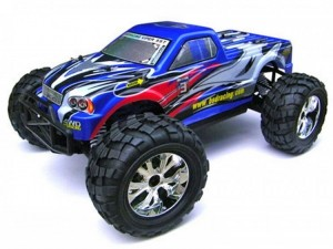 1/10 Off-Road Monster Truck 4WD, Nitro SH Taiwan.18, RTR, 2.4G, Waterproof