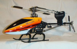 UPFORCE T-Rex 450 SE V2 CNC / Carbon Edition 6Ch Helicopter RTF