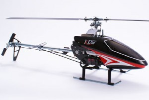 KDS 450S 6CH RC Helicopter ARF 100% Assembled Brushless Motor
