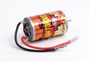 RACING BRUSHED MOTOR 550 WATER RESISTANT