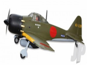 SEAGULL ZERO FIGHTER FOR .75 -.91 SIZE ENGINES W/RETRACT