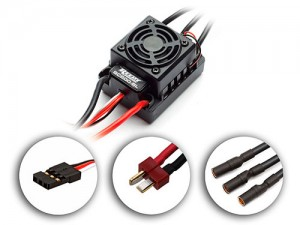 45A Brushless Speed Controller
