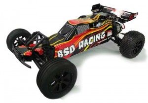 BS710T BSD Racing 1/10 Scale Brushed Baja Buggy