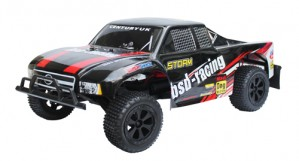 BSD1/10TH 2WD BR SC TRUCK RTR