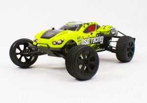 FLUX STORM V2 1/10TH TRUGGY RTR 7.4V LI-PO