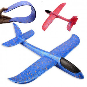 Foam Aircraft Model Hand Launch Glider Plane